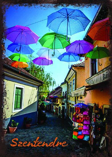 Szentendre Old Village